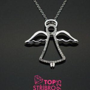 Náhrdelníček anděl