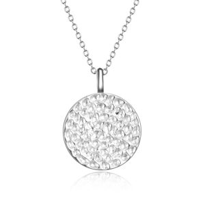 stříbrný náhrdelník moon